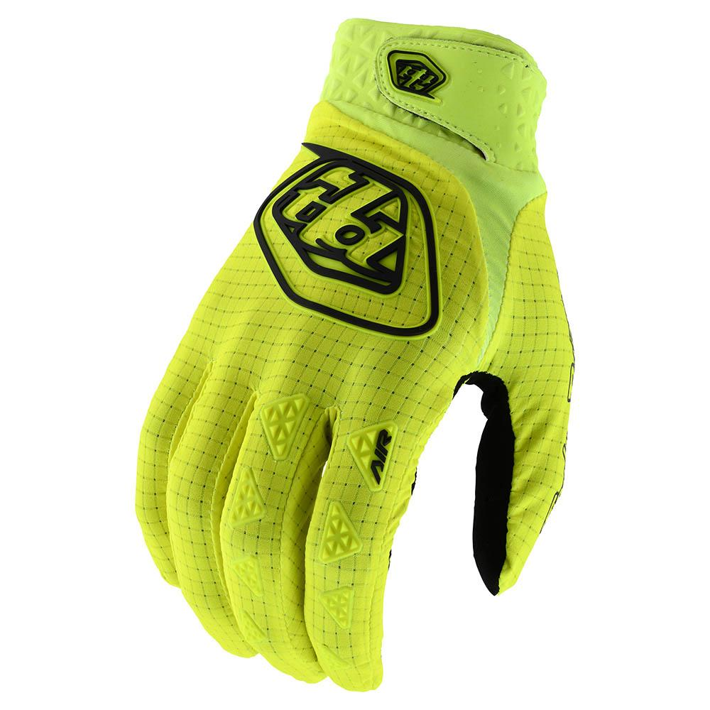 Troy Lee Designs Youth Air Glove Flo Yellow