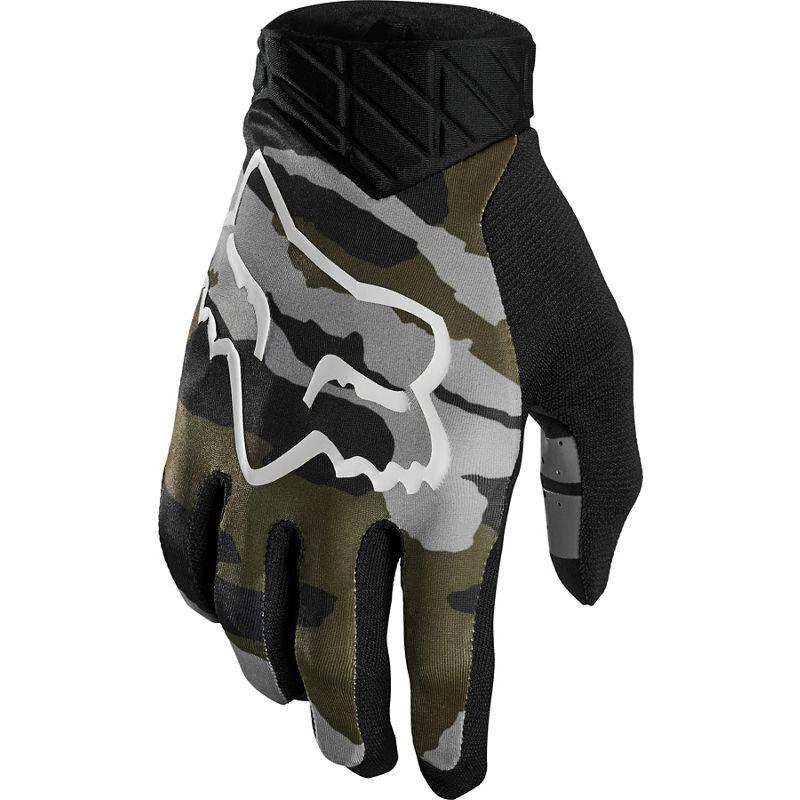 Fox Flexair Glove Green Camo