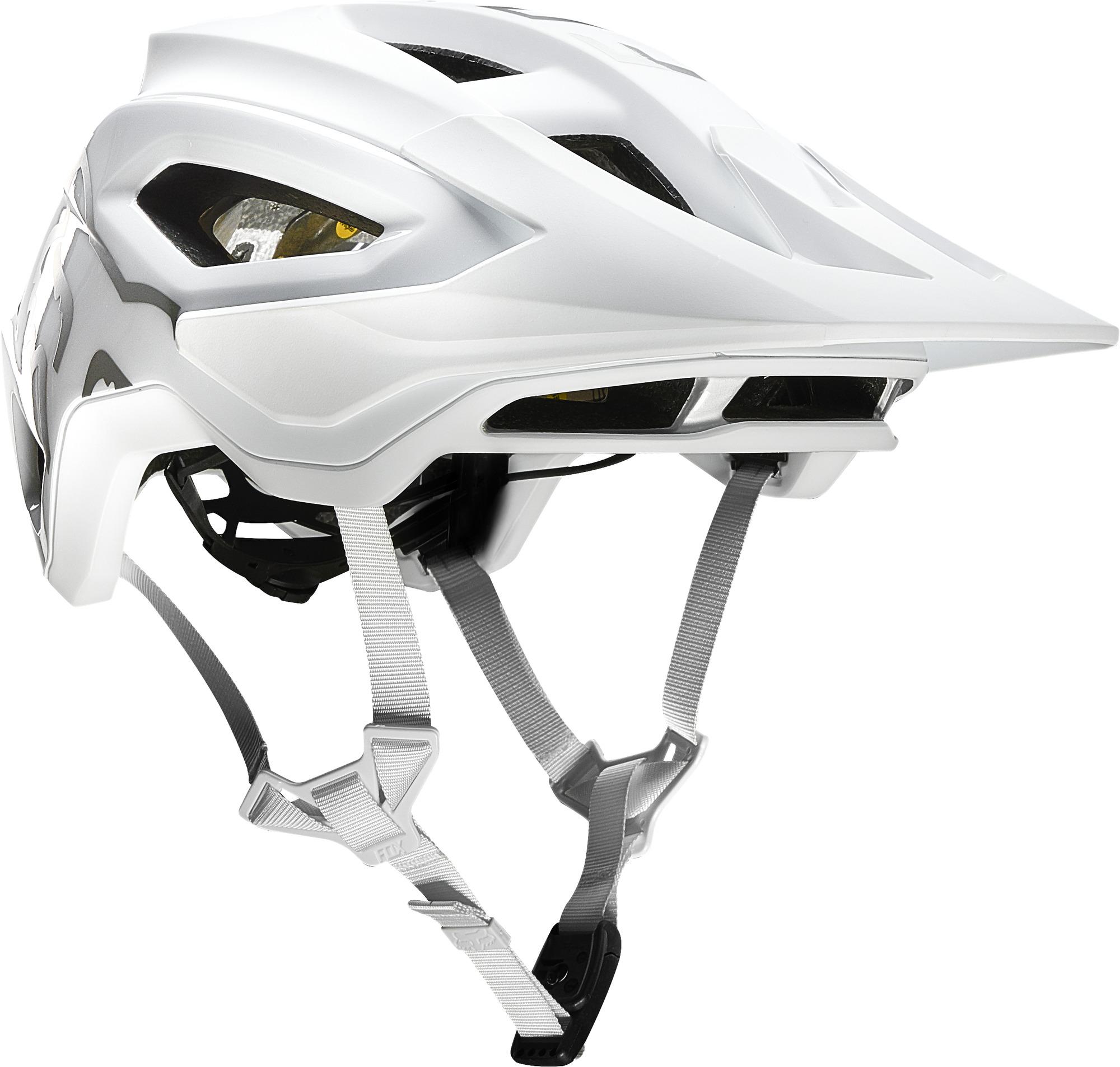 Fox Speedframe Pro Helmet White