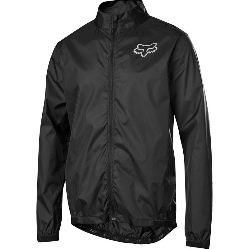 Fox Defend Wind Jacket Black