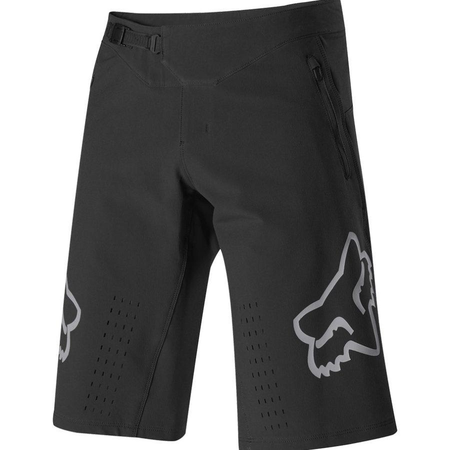 Fox Defend Shorts Black