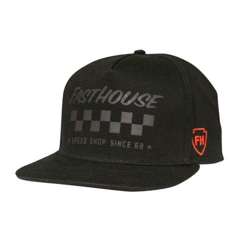 Fasthouse Fast Tribe Hat Black