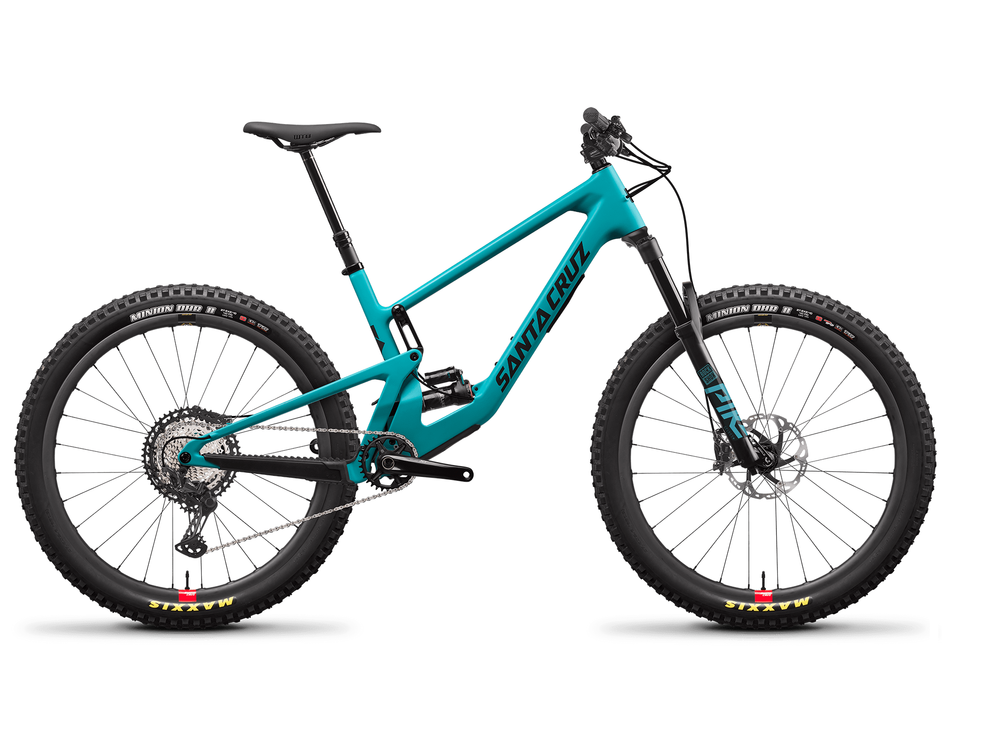 Santa Cruz 5010 Loosely Blue