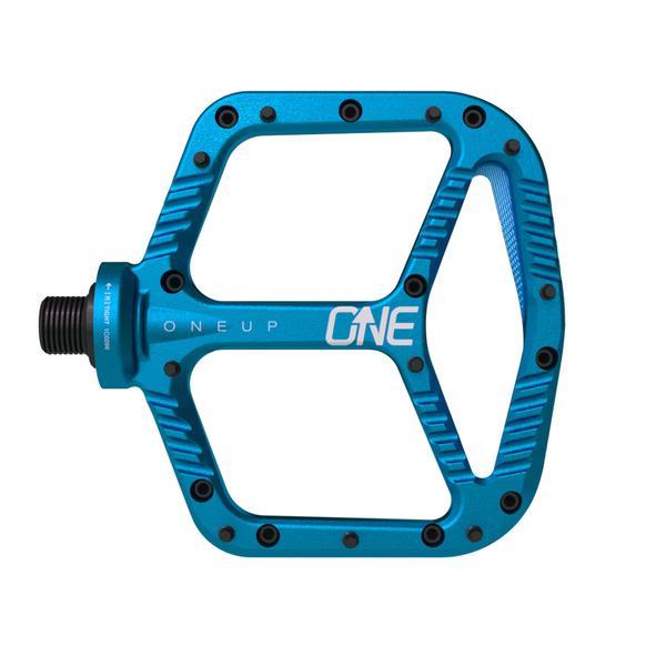 Oneup Aluminium Pedals Blue