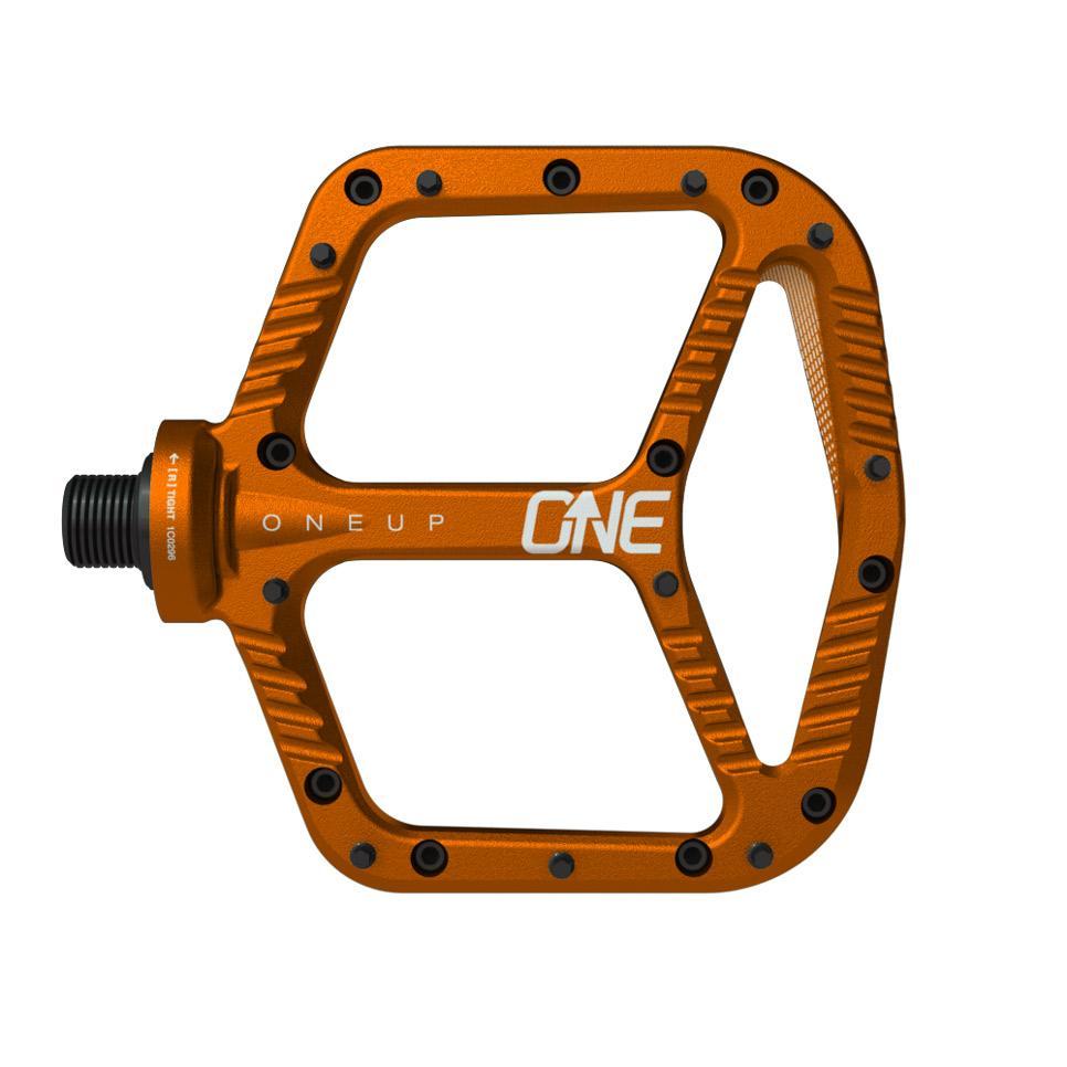 Oneup Aluminium Pedals Orange