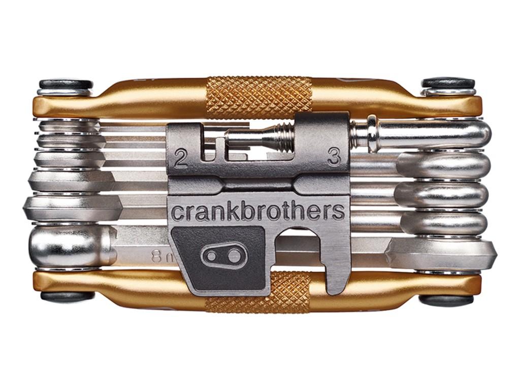 Crankbrothers m17 multitool Gold